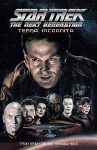 IDW Publishing-Star Trek The Next Generation Terra Incognita 2019 Hybrid Comic eBook