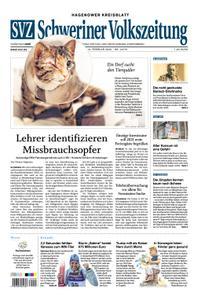 Schweriner Volkszeitung Hagenower Kreisblatt - 19. Februar 2020