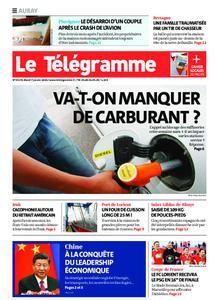 Le Télégramme Auray – 07 janvier 2020