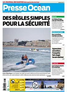 Presse Océan Nantes – 08 août 2020