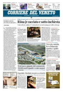Corriere del Veneto Padova e Rovigo - 29 Novembre 2017