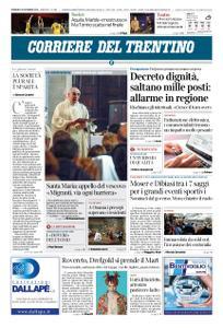 Corriere del Trentino – 09 dicembre 2018