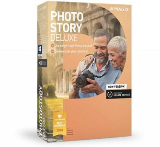 MAGIX Photostory 2019 Deluxe 18.1.2.30