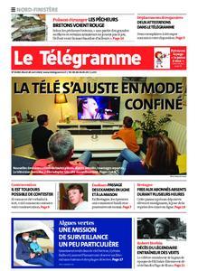 Le Télégramme Brest Abers Iroise – 28 avril 2020
