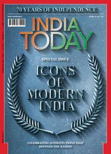 India Today - August 21, 2017