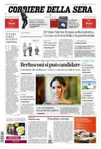 Corriere della Sera - 12 Maggio 2018