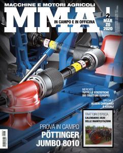 M&MA Macchine e Motori Agricoli - Marzo 2020