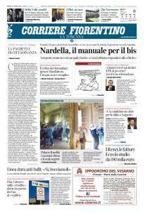 Corriere Fiorentino La Toscana - 21 Aprile 2018