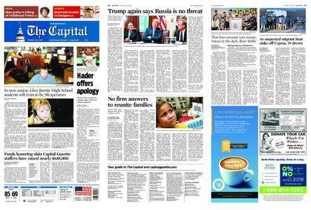 The Capital – July 19, 2018