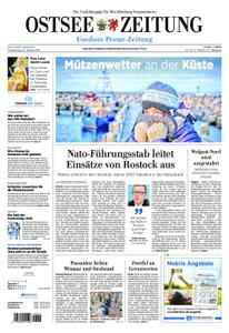 Ostsee Zeitung Wolgast - 24. Januar 2019