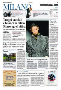 Corriere della Sera Milano – 20 febbraio 2020