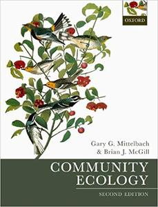 Community Ecology, Second Edition