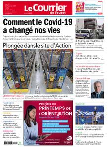 Le Courrier de l'Ouest Angers – 22 février 2021