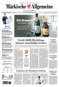 Märkische Allgemeine Westhavelländer - 25. Juli 2019