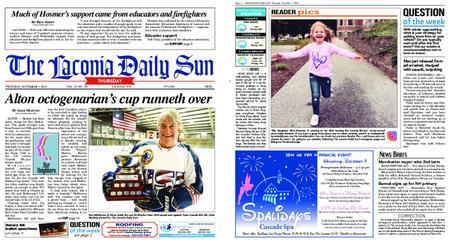 The Laconia Daily Sun – November 07, 2019