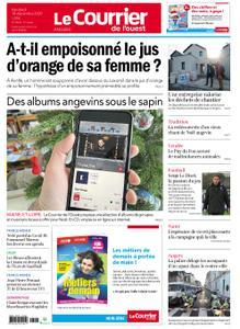 Le Courrier de l'Ouest Angers – 18 décembre 2020