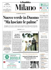 la Repubblica Milano - 19 Agosto 2019