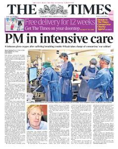 The Times - 7 April 2020