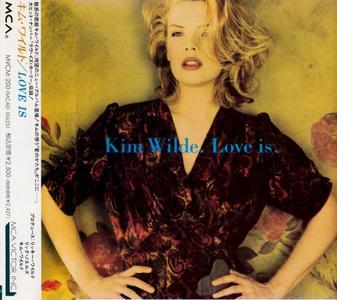 Kim Wilde - Love Is (1992) {Japan 1st Press}