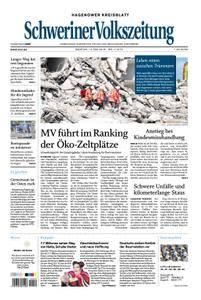Schweriner Volkszeitung Hagenower Kreisblatt - 14. Mai 2018