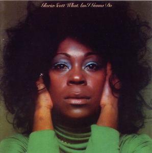 Gloria Scott - What Am I Gonna Do (1974) {Casablanca}