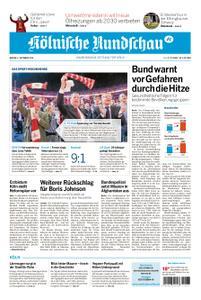 Kölnische Rundschau Wipperfürth/Lindlar – 09. September 2019
