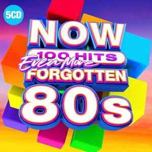 VA - NOW 100 Hits Even More Forgotten 80s (5CD, 2019)