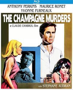 The Champagne Murders (1967) + Bonus