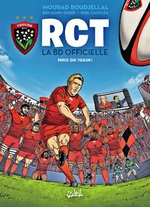 RCT - La BD Officielle - Parce que Toulon !