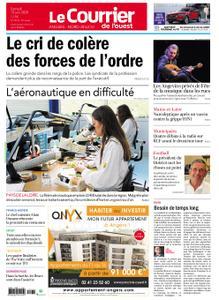Le Courrier de l'Ouest Angers – 13 juin 2020