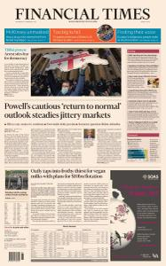 Financial Times Middle East - February 24, 2021