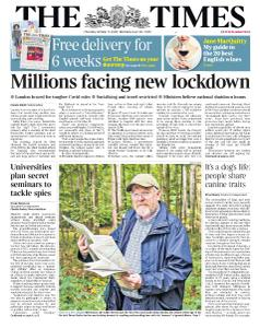 The Times - 15 October 2020
