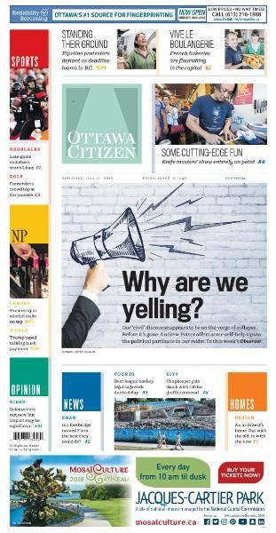 Ottawa Citizen - July 21, 2018 / AvaxHome