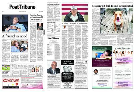 Post-Tribune – October 08, 2017