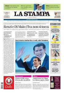 La Stampa Imperia e Sanremo - 30 Settembre 2019