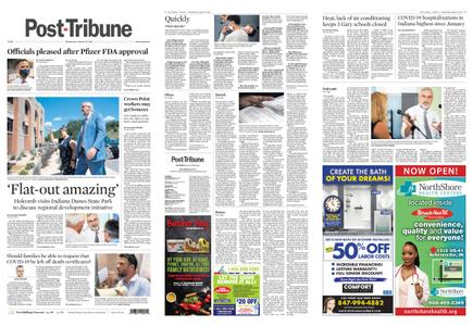 Post-Tribune – August 25, 2021