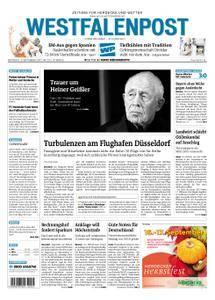 Westfalenpost Wetter - 13. September 2017