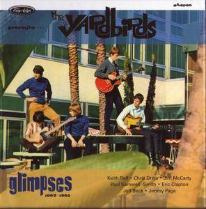 The Yardbirds - Glimpses 1963-68 (2011) {5CD Boxset Easy Action Recordings EARS035}