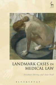 Landmark Cases in Medical Law (repost)