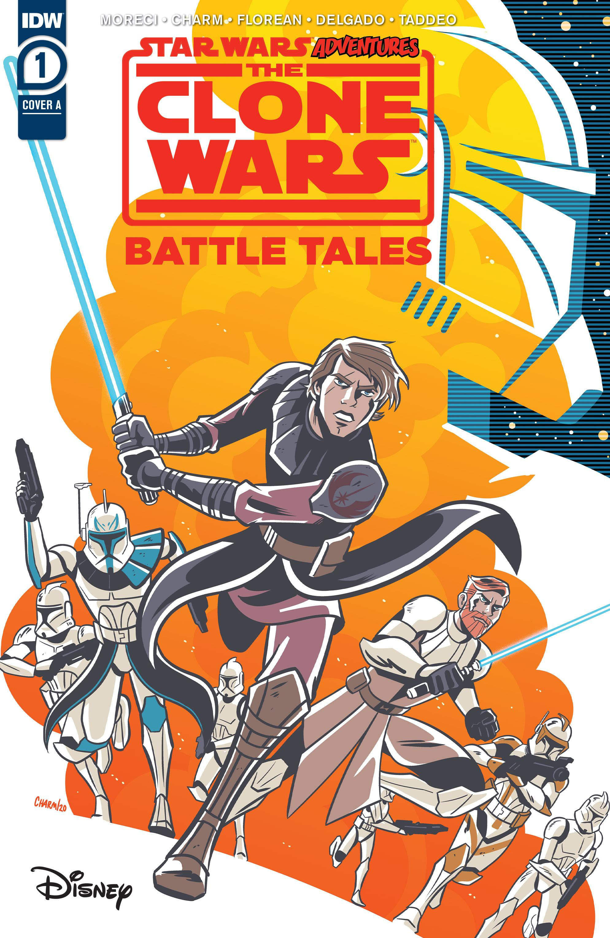 Star Wars Adventures - Clone Wars 001 (2020) (Digital) (Kileko-Empire