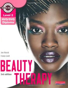 NVQ/SVQ Diploma Beauty Therapy Candidate Handbook: Level 2, 3 edition