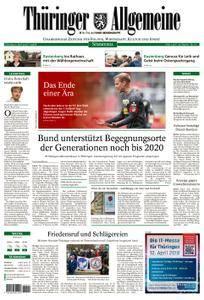 Thüringer Allgemeine Sömmerda - 03. April 2018
