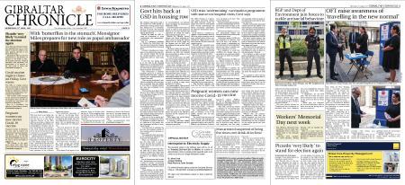Gibraltar Chronicle – 21 April 2021