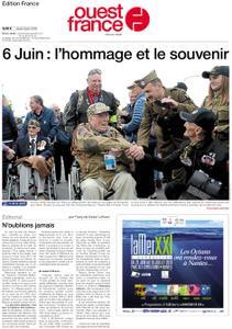 Ouest-France Édition France – 06 juin 2019