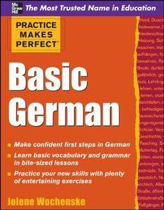 Practice Makes Perfect: Basic German