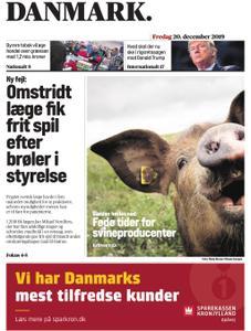 JydskeVestkysten Varde – 20. december 2019