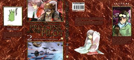The Princess And The Pilot - Volume 2