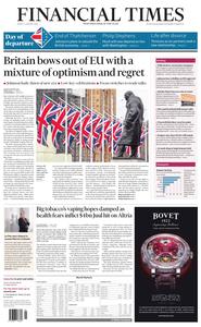 Financial Times UK – 31 January 2020