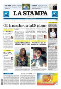 La Stampa - 22 Giugno 2021
