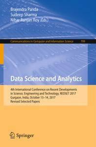 Data Science and Analytics (Repost)